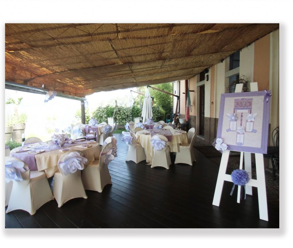 L'Ustaria Cà dal Rat Orta San Giulio - Allestimento ristorante