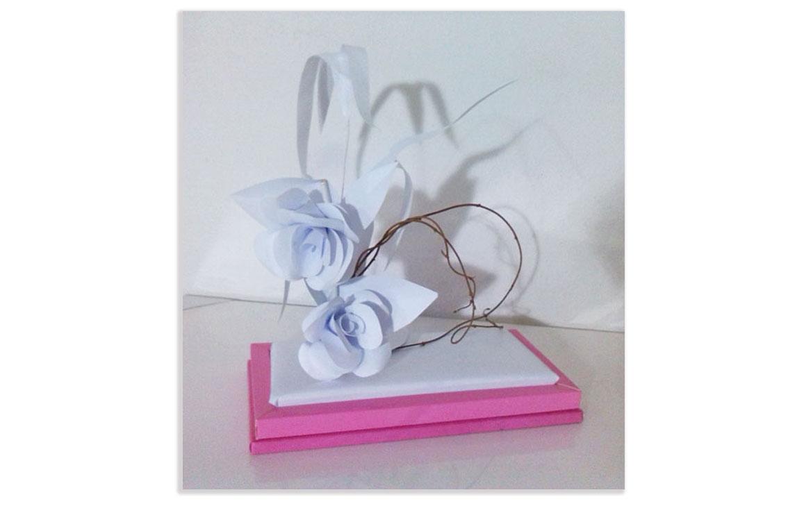 Ikebana di carta