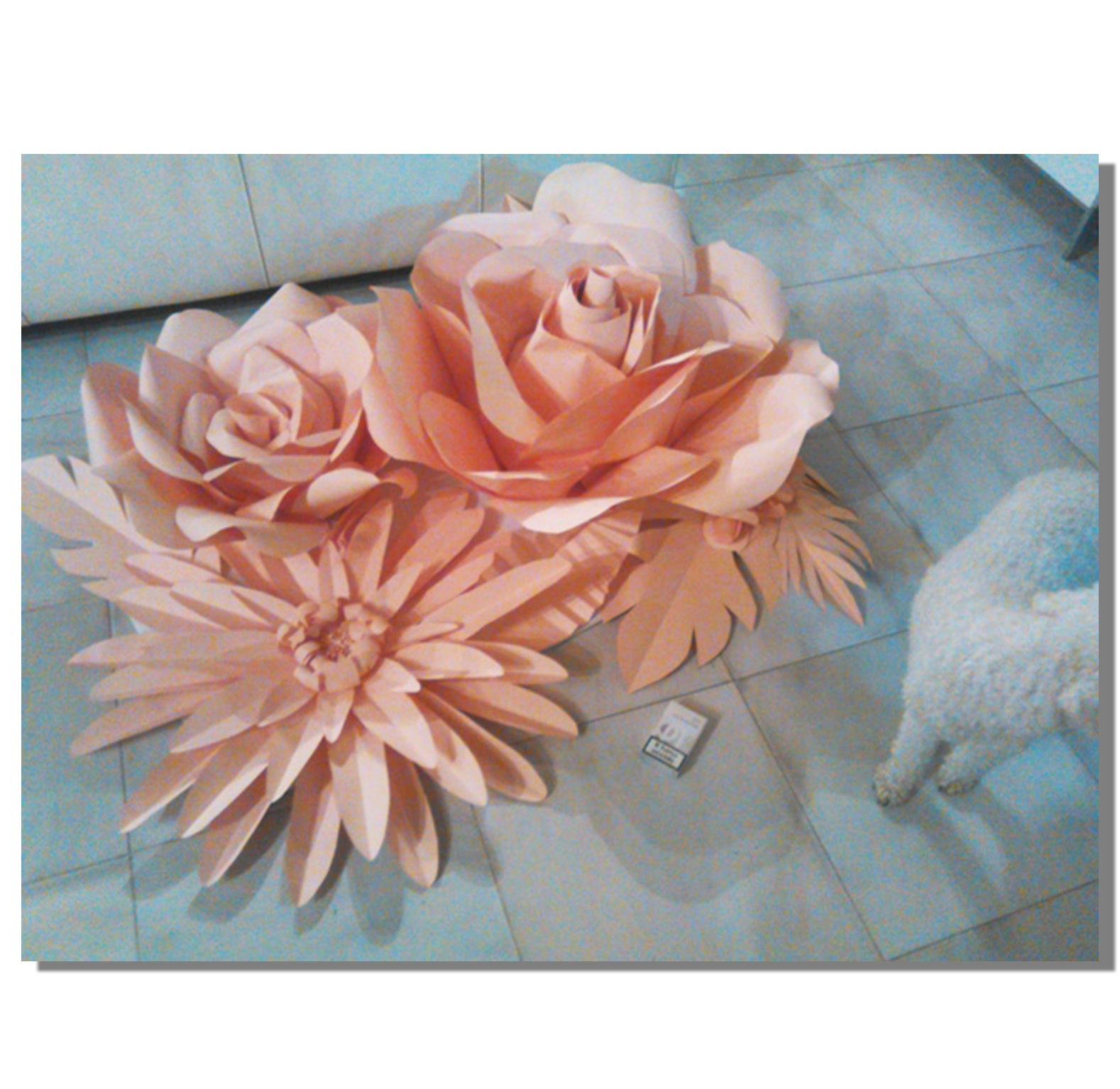 I miei fiori di carta loredana todaro - Carta crespa decorazioni ...